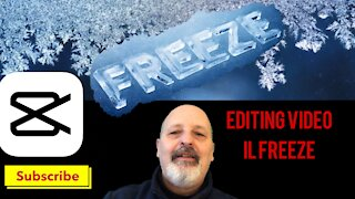 Video editing il Freeze