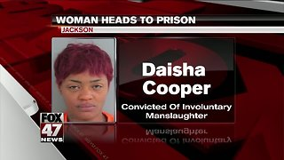 Jackson woman sentenced to up to 15 years