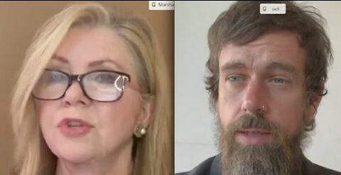 Blackburn EXPOSES Censorship to Twitter CEO's Face: They will Censor Trump, But Not Terrorists