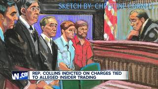 Rep. Collins speaks following indictment on insider trading charges