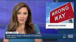 DPS investigating possible wrong-way driving crash