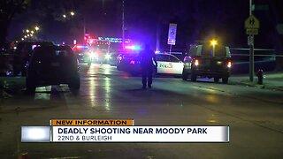 Deadly Shooting near Moody Park