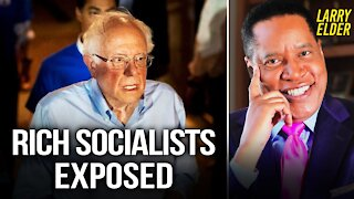 The Truth About Rich Socialists' Lifestyles and Tax Policies | Larry Elder