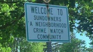 Sundowner signs taken down in North Tonawanda