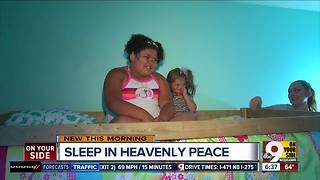Sleep in Heavenly Peace: Butler County couple wants to ensure no kids sleep on the floor