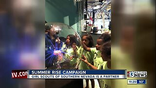 Girl Scouts of Southern Nevada talk partnership in Summer Rise Campaign