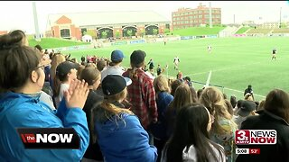 State soccer tournament in Omaha