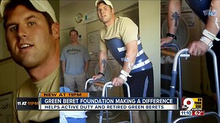 Green Beret Foundation making a difference