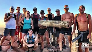 Hikers will climb 11 Arizona mountains in 48 hours to help neglected children