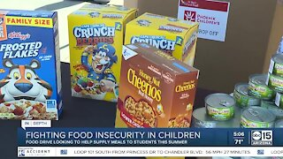 Fighting food insecurity in children around the Valley