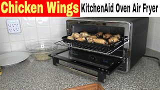 Chicken Wings Kitchenaid Air Fryer Toaster Oven