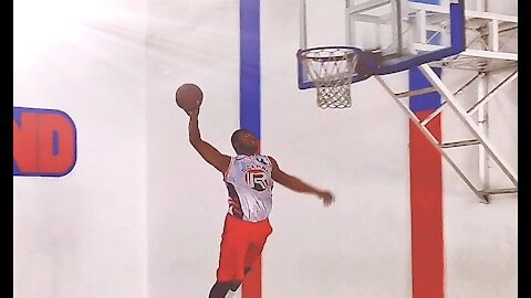 Obifly basketball Dunk session with Filipino dunker Fred Lozada.
