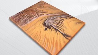 Arteza Metallics Split Cup Acrylic Pour Painting
