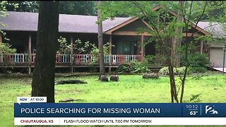 Police Searching For Missing Woman