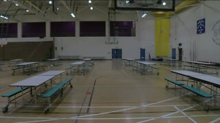 Cooling center opens amid pandemic