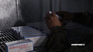Pacific Update - USAG Humphreys COVID Vaccine