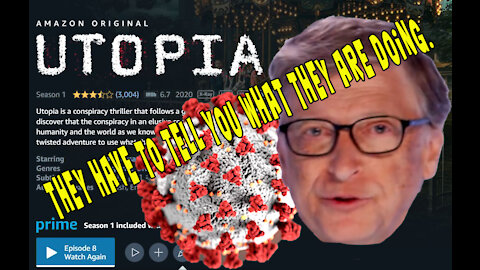 They Have to Tell You What They Are Doing. Utopia Audio *Spoiler Alert