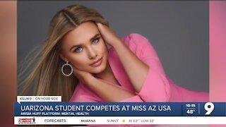 UArizona student to compete at Miss Arizona USA