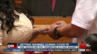 Kern County sees less couples applying for marriage licenses during pandemic