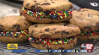 Bake'n Babes recognizes National Chocolate Chip Cookie Day