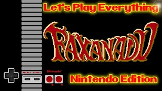Let's Play Everything: Faxanadu