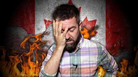 Canada Day Cancelled? THESE Are The People Who Want THE CHURCHES TO BURN!!!
