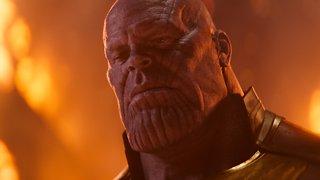 'Avengers: Infinity War' Concept Art Reveals Thanos' Original Look