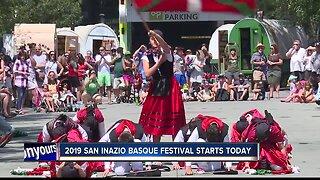 San Inazio Festival starts Friday