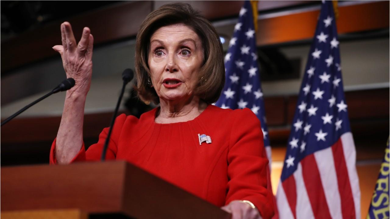 Nancy Pelosi calls out Trump to testify in court