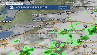7 First Alert Forecast 5 p.m. Update, Friday, June 4