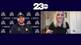 Condors Icebreakers: Full interview with Brad Malone