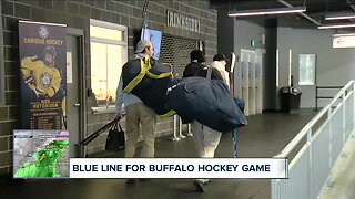 Blue Line Buffalo hockey game to support K9 unit