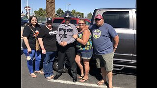 NHP Trooper runs into family he helped during 1 October