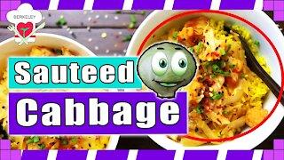 How to make sautéed cabbage with cauliflower
