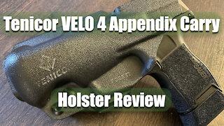 Tenicor Velo Gen 4 Appendix Holster Review