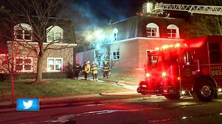 Red Cross assisting after Grafton fire