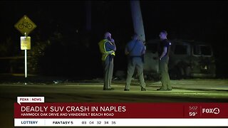 Deadly crash in Naples under investigation