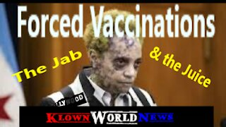 Forced Vaccinations The Jab & the Juice
