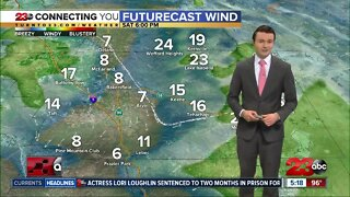 23ABC Evening weather update August 21, 2020
