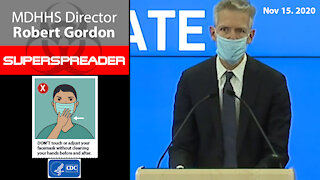 Robert Gordon - Superspreader