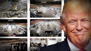 Roger Stone Predicts Election Audit Will Show Trump Won Arizona