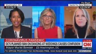 DC Mayor Defends Her BAN On Dancing At Weddings