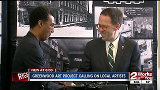 Greenwood Art Project Calling on Local Artists