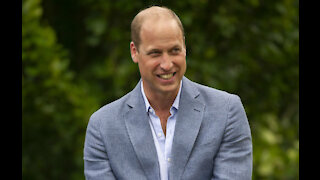 Prince William: Prince George is a 'caged animal' when he can't go outside