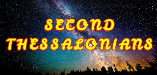 Word of God – Second Thessalonians – Book 53 – NIV