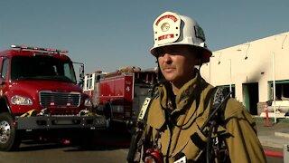 Bakersfield City Fire Department Public Information Officer Michael Walkley Interview