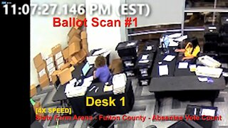 BOMBSHELL VIDEO FOOTAGE! Voter Fraud Georgia Senate Hearing 12-30-2020