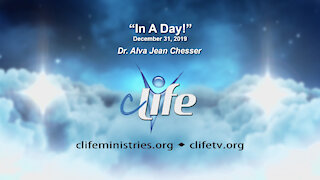 """In A Day!"" Alva Jean Chesser December 31, 2020"