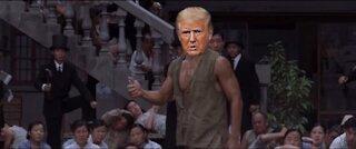 Donald Trump vs. Antifa!