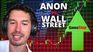Anons Vs Wall Street Financial War Kicks Off